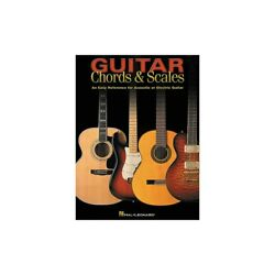 Kyпить Hal Leonard Guitar Chords and Scales Book на еВаy.соm