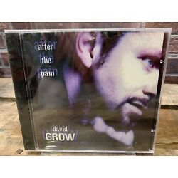 After The Pain by David Grow (CD, PROMO Single) NEW Sealed