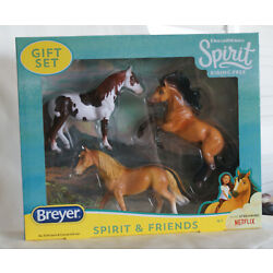 Kyпить Breyer Sprit And Friends Gift set #9256 NIP на еВаy.соm