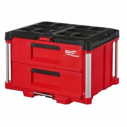 Kyпить Milwaukee 48-22-8442 Packout 2-Drawer Tool Box на еВаy.соm