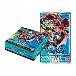 Kyпить Digimon Card Game 2021 CCG Special Booster Box V 1.5 English Sealed IN STOCK на еВаy.соm