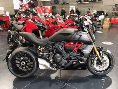 Ducati Diavel 1260 S 2021 - NEW COLOURS, JUST ARRIVED IN STOCK!!