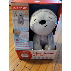 Kyпить Skip Hop Cry Activated Sloth Soother на еВаy.соm