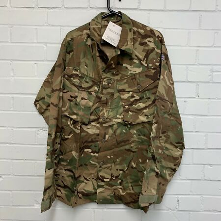 img-MTP CAMO FR COMBAT JACKET / SHIRT -Height/Chest: 200/120cm , British Army NEW