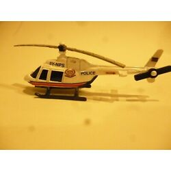 Singapore National Police  Aviation Unit Helicopter   3.5 inches