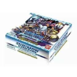 Kyпить Digimon TCG V 1.0 ENGLISH Core Booster Box Special Release 2020 IN STOCK SEALED на еВаy.соm