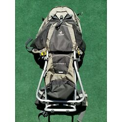 Kyпить Deuter Kid Comfort III Child Hiking Carrier with Sun Shield - GOOD SEE PICTURES  на еВаy.соm