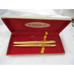 Kyпить Parker 75 Gold Fountain Pen with box на еВаy.соm