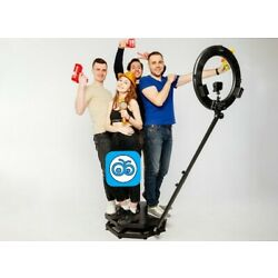 Kyпить 360 Photo Booth 360 Video Booth Platform 360 Spinner Automatic Motorized  на еВаy.соm