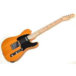 Kyпить Squier Affinity Telecaster Electric Guitar Butterscotch Finish Pro Setup! на еВаy.соm