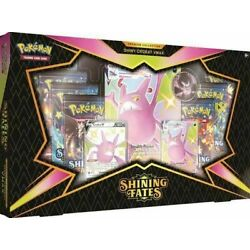 Kyпить  Shining Fates Premium Collection Crobat V Pokemon sealed box на еВаy.соm