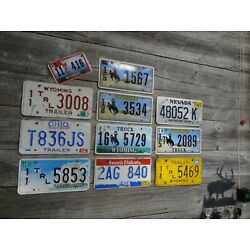 Kyпить Craft Road Kill License Plates License Plate with damage great for crafts!!!!!!! на еВаy.соm