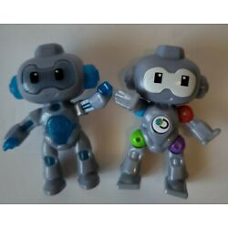 Kyпить Lot of Two McDonald's Happy Meal Toys - Discovery Mindblown Robots  на еВаy.соm