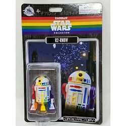 Kyпить Star Wars Droid Depot R2-D2 Style R2-RN8W Figure Disney Rainbow Collection на еВаy.соm