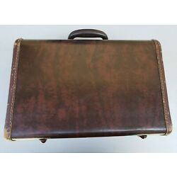 Kyпить NICE Vintage Samsonite Luggage Suitcase Shwayder Bros Inc - About 15x10x7