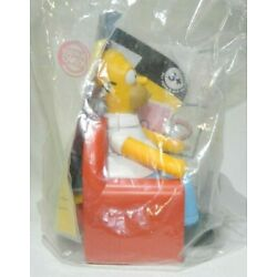 Kyпить Burger King The Simpsons 2008 Homer in Recliner Toy NEW  на еВаy.соm