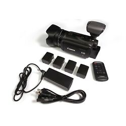 Kyпить Canon VIXIA HF G10 Dual SD Slots Video Camera Camcorder w/ Extras and Canon Mic на еВаy.соm