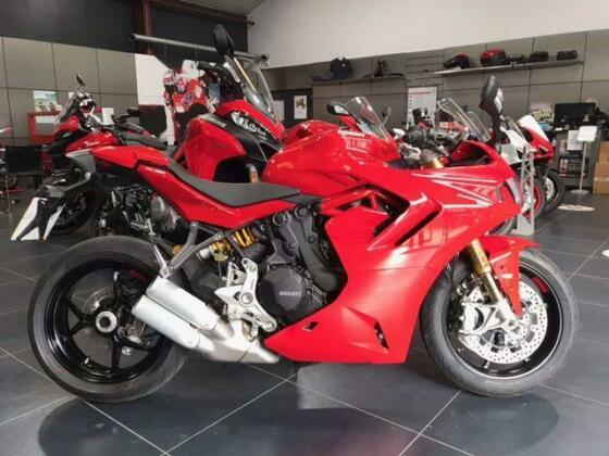 Ducati Supersport S 950 2021 Model - AVAILABLE TO FACTORY ORDER NOW!!