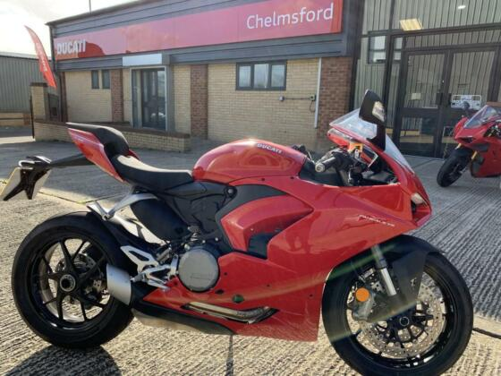 Ducati Panigale V2 2021 Model - AVAILABLE TO ORDER NOW!!