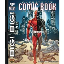 *NEW* OVERSTREET Comic Book Price Guide (2021-22) #51 - BIG BIG Edition