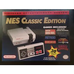 Kyпить NES Classic Edition Mini Console 30 built in games FREE SHIPPING Reproduction на еВаy.соm