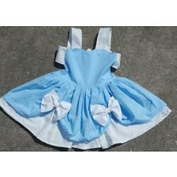 Cinderella Inspired Princess Dress Vacation Birthday Party Pageant OOC