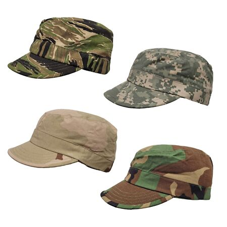 img-Ripstop Hat Original US Propper Patrol Cap Army Military Style Ranger Field