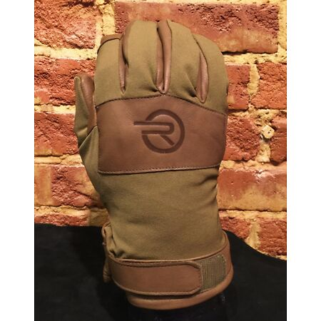 img-NEW GENUINE US SEALS ROG ALL AROUND GORETEX COLD WEATHER GLOVES. COYOTE. XL.