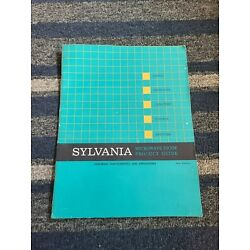 Sylvania Microwave Diode Product Guide