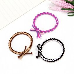 1 Hair Bands, Elastic Hair Bands with Brilliant Brocade Patterns (quality 1)