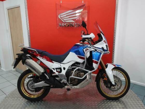 2019 '19'  Honda CRF1000L D2-J DCT Africa Twin Adventure Sports ABS Motorcycle