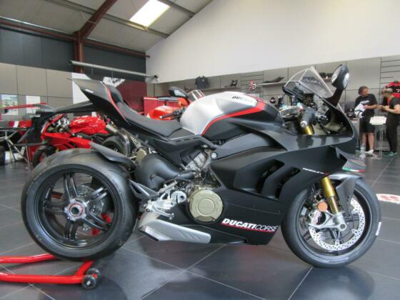Ducati Panigale V4 SP 2021 Model - 1 OWNER, ONLY 9 MILES, RARE OPPORTUNITY!!