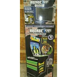 Arcade 1up Rampage with Riser