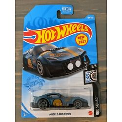 Hot Wheels Muscle and Blown Rod Squad 184/250
