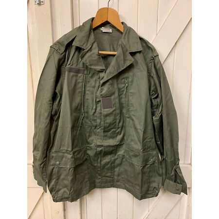 img-GENUINE FRENCH ARMY F2 JACKET COMBAT MILITARY ISSUE SURPLUS OLIVE DRAB