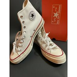 converse all star chuck taylor mens size 10 white