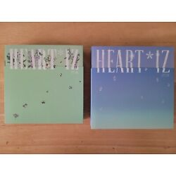 Miscellaneous Pre-owned KPOP Albums (WJSN, IZ*ONE, Kang Sira, etc..)