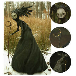 Halloween Statue Witches Garden Backyard Decoration Horror Props Hot Sale US New