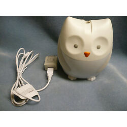 Skip Hop Moonlight & Melodies Owl Nightlight Soother - White