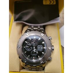 Invicta Reserve Subaqua Specialty Swiss Valjoux 7750 Swiss Made Automatic Mo...