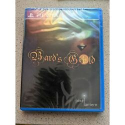 Bard's Gold for the PS Vita - brand new!