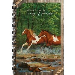 Journal-Wild & Free/Guide Our Feet Into The Way Of Peace (Luke 1:79)