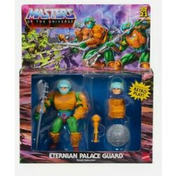 Masters of the Universe Origins Eternian Royal Guard Figure Exclusive IN STOCK