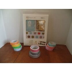 Becky Higgins Project Life Set Plus Rolls of Washi Tape NEW!