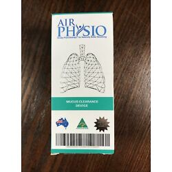 Air Physio Natural Breathing Mucus Clearance Lung Expansion Damaged Packaging