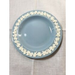 Wedgwood Embossed Queensware Cream On Lavender 6 1/8''  Bread and Butter Plate
