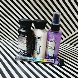 Bath and Body Works Happy Halloween Vampire Blood Travel Set Shimmer Mist Lotion