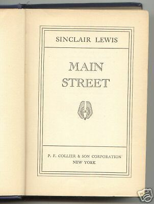 sinclair lewis new essays in criticism Essays and criticism on sinclair lewis' babbitt - critical essays.