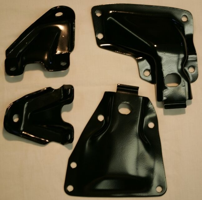 1969 to 1969 pontiac firebird engine to a frame mounts ebay for Factor motors le center mn