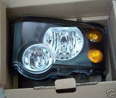 Land Rover Discovery 1 Headlight Upgrade >> Land Rover Brand Discovery 2003-2004 Style Headlamp Left North American Spec OEM | eBay